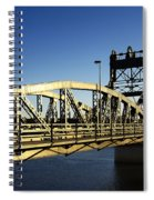 Iron Bridge Spiral Notebook