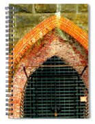 Iron Furnace Stack  Spiral Notebook