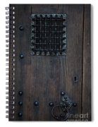 Iron Gate Window Spiral Notebook
