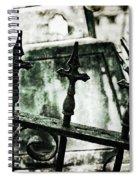 Iron Guard No.2 Spiral Notebook