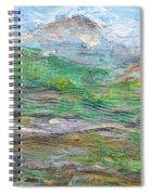 Iron Hills Spiral Notebook