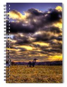 Iron Horse Still Strong Spiral Notebook