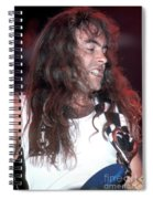 Iron Maiden Spiral Notebook