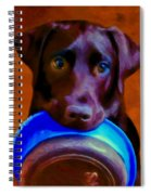 Is It Time Yet? Spiral Notebook