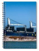 ISA Spiral Notebook