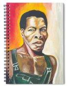 Isaac De Bankole Spiral Notebook