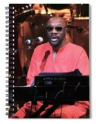 Isaac Hayes Spiral Notebook