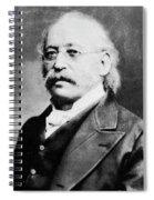 Isaac Mayer Wise (1819-1900) Spiral Notebook