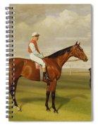 Isinglass Winner Of The 1893 Derby Spiral Notebook