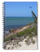 Isla Cubagua  Spiral Notebook