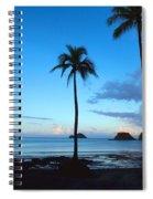 Isla Secas Spiral Notebook