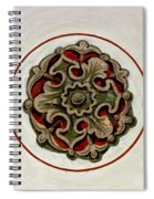 Islamic Art 02 Spiral Notebook
