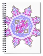 Islamic Art 06 Spiral Notebook