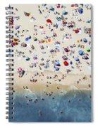 Island Beach State Park Spiral Notebook