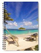 Island Breeze Spiral Notebook