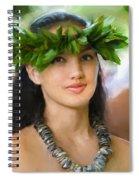 Island Girl Spiral Notebook