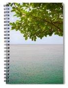 Island Hues Spiral Notebook