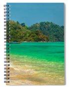 Island Longboats Spiral Notebook