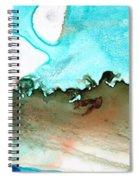 Island Of Hope Spiral Notebook