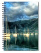 Island Of Lefkada Spiral Notebook