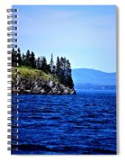 Island Of Pines Spiral Notebook