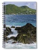Island Paradise Spiral Notebook