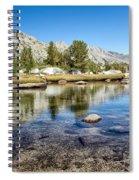 Island Pass Spiral Notebook