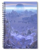 Islandia Evermore Spiral Notebook