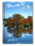 Islands In The Sun Spiral Notebook