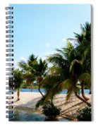 Isle @ Camana Bay Spiral Notebook