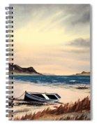 Isle Of Mull Scotland Spiral Notebook