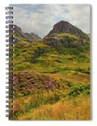 Isle Of Skye Spiral Notebook