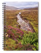 Isle Of Skye Scotland Spiral Notebook