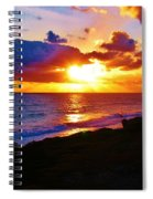 Isle Sol Chica  Spiral Notebook