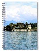 Isola Bella Spiral Notebook