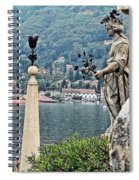 Isola Bella Beauty Spiral Notebook