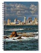 Israel Full Power Spiral Notebook