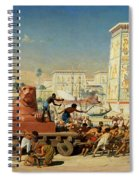 Israel In Egypt, 1867 Spiral Notebook