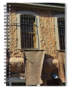 Istanbul Carpets For Sale Spiral Notebook