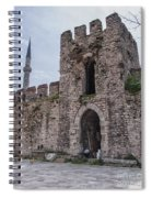 Istanbul City Wall 05 Spiral Notebook