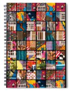 Istanbul Colour 10 Spiral Notebook