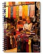 Istanbul Grand Bazaar 08 Spiral Notebook