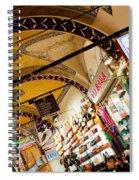Istanbul Grand Bazaar 11 Spiral Notebook