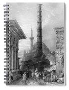 Istanbul: Porphyry Column Spiral Notebook