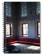 Istanbul Topkapi 1 Spiral Notebook