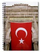Istanbul University Spiral Notebook