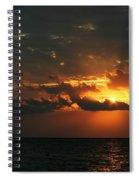 It Burns Spiral Notebook