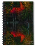 It Fall Time Again Spiral Notebook