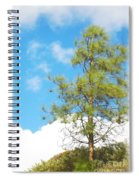 It Is A New Day Spiral Notebook