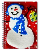 It Is Christmas Time Spiral Notebook